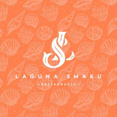 """Znak dla restauracji """"Laguna smaku"""""""