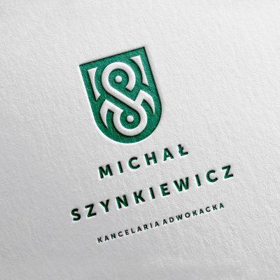 Znak dla Kancelarii Adwokackiej Michał Szynkiewicz